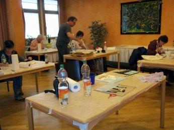 Seminarraum im Commundo Tagungshotel (c) Cornelia Pirl