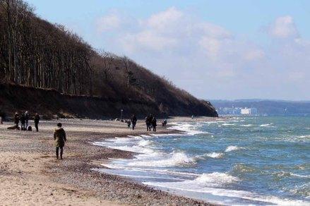 Strandspaziergang zwischen Nienhagen und Heiligendamm (c) Frank Koebsch (2)