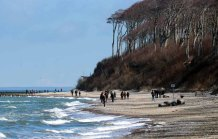 Strandspaziergang zwischen Nienhagen und Heiligendamm (c) Frank Koebsch (5)