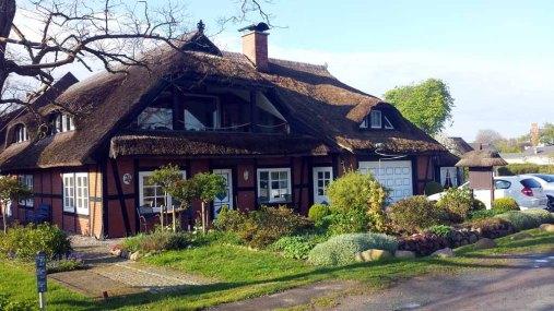 Landhaus to hus der Familie Grünheid in Middelhagen (c) Frank Koebsch