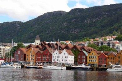 Bryggen in Bergen (c) Frank Koebsch (2)