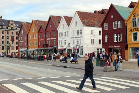 Bryggen in Bergen (c) Frank Koebsch (3)