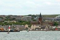 Einlaufen in Korkwall auf den Orkney Inseln (c) Frank Koebsch (2)