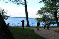 Erkunden der Motive im Park von Wiligrad (c) Frank Koebsch (2)
