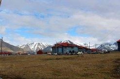 Longyearbyen auf Spitzbergen © Frank Koebsch