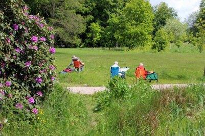 Malen im Park von Wiligrad (c) Frank Koebsch (14)
