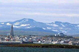Silhouette von Reykjavik (c) Frank Koebsch (1)
