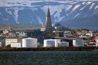 Silhouette von Reykjavik (c) Frank Koebsch (2)