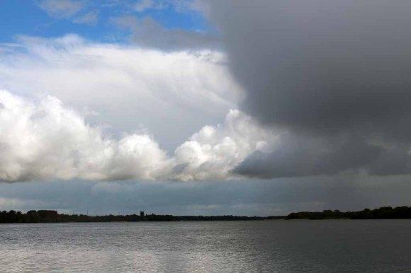 Veränderliches Wetter über dem Schweriner See (c) Frank Koebsch (3)
