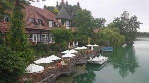 Altes Zollhaus am Luzin See - Startpunkt der Seeadlertour (c) Frank Koebsch (1)