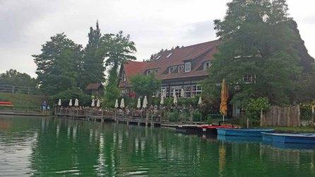 Altes Zollhaus am Luzin See - Startpunkt der Seeadlertour (c) Frank Koebsch (2)
