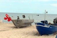 Fischerboote am Strand von Baabe (c) Frank Koebsch (4)