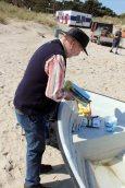 Malen am Strand von Baabe (c) Frank Koebsch (4)