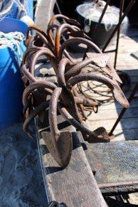 Wunderbare Details an den Fischerboote am Strand von Baabe (c) Frank Koebsch (1)