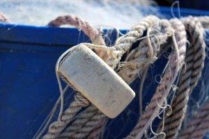 Wunderbare Details an den Fischerboote am Strand von Baabe (c) Frank Koebsch (2)