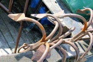 Wunderbare Details an den Fischerboote am Strand von Baabe (c) Frank Koebsch (5)