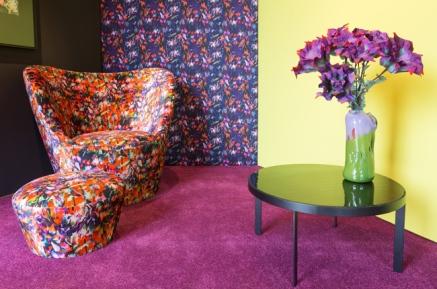 Ausstellungsansicht - Die falsche Blume - Sebnitzer Flussteufel - Fieberwahn - Foto: Bonss momentphoto.de