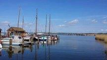 Idylle im Hafen von Gager (c) FRank Koebsch