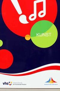 Kreative Angebote der VHS Rostock (c) Frank Koebsch