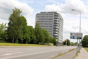 Landesbehördenzentrum Rostock in der Erich Schlesinger Straße © Frank Koebsch (1)