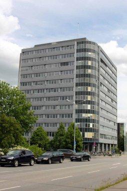 Landesbehördenzentrum Rostock in der Erich Schlesinger Straße © Frank Koebsch (2)