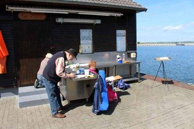 Malschüler im Hafen von Gager (c) FRank Koebsch (1)