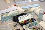 Wie malt man Wellen (c) Frank Koebsch