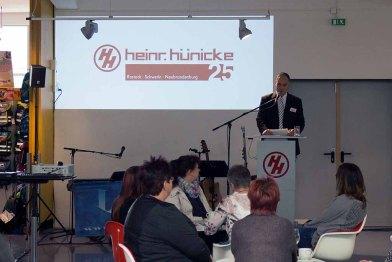 25jährigen Firmenjubiläum Heinr. Hünicke Rostock (c) Frank Koebsch (3)