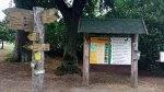 Wegweiser und Informationstafeln im Müritz Natiionalpark (c) Frank Koebsch