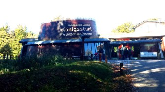 Nationalparkzentrum Königsstuhl (c) Frank Koebsch