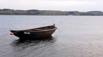 Boote auf dem Bodden vor Middelhagen (c) Frank Koebsch (1)
