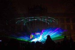 Lasershow bei der 14. Rostocker Lichtwoche (c) Frank Koebsch (2)