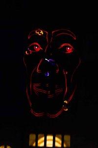 Lasershow bei der 14. Rostocker Lichtwoche (c) Frank Koebsch (3)