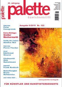 Palette 6 Zeichenstift 2015 Heft 6 - Aquarell - Frank koebsch