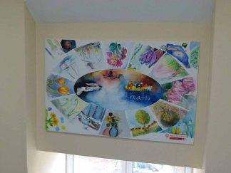 Ausstellung des Bildes von Rostock kreativ 2015 im Seniorenzentrum Stadtweide (c) Frank Koebsch (2)