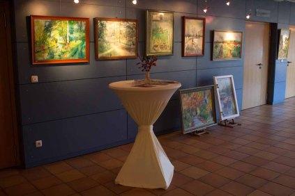 Graal Müritz - Haus des Gastes - Ausstellung von Joachim Weyrich (c) Frank Koebsch (1)
