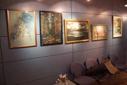 Graal Müritz - Haus des Gastes - Ausstellung von Joachim Weyrich (c) Frank Koebsch (3)