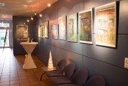 Graal Müritz - Haus des Gastes - Ausstellung von Joachim Weyrich (c) Frank Koebsch