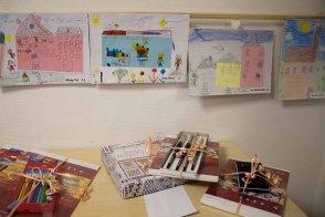Auswahl der Preise für die Kinder in Groß Lüsewitz (c) Frank Koebsch