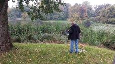 Malen im Park von Puttbus (c) Frank Koebsch (1)