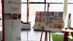 Ruhe vor dem Sturm beim Malen bei Rostock kreativ in der Kunsthalle Rostock (c) Frank Koebsch (1)