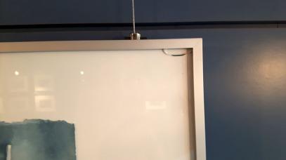 Das passiert immer wieder - Glasbruch (c) Frank Koebsch