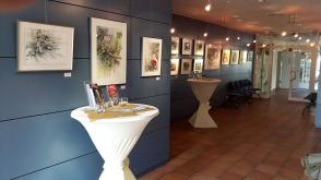 Erste Einblicke in unsere Ausstellung Frühling im Mecklenburg Vorpommern (c) Frank Koebsch (1)