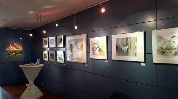 Erste Einblicke in unsere Ausstellung Frühling im Mecklenburg Vorpommern (c) Frank Koebsch (2)