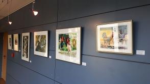Erste Einblicke in unsere Ausstellung Frühling im Mecklenburg Vorpommern (c) Frank Koebsch (6)