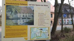 Künstlerkolonie Schwaan - auf den Spuren der Maler (1)