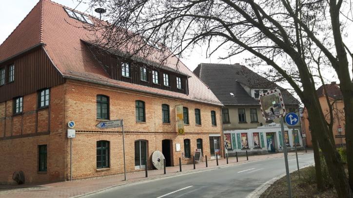 Kunstmühle in Schwaan (c) Frank Koebsch