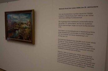 Hälfte des 20. Jh im Kulturhistorischen Museum Rostock (c) Frank Koebsch