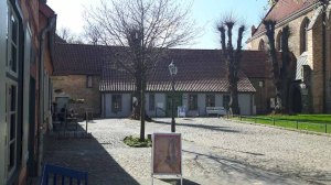 Blick auf das Kulturhistorisches Museum in Rostock (c) Frank Koebsch