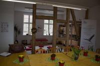 Blick in den Seminarraum der Naturschutzstation Schwerin (c) Frank Koebsch (2)